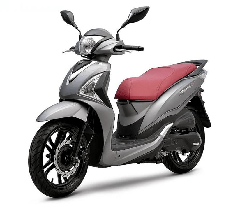 MIO 115 Scooter | Bronzová
